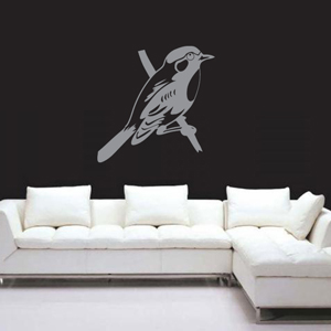 B2505-Decor-animal-bird-sticker-wall
