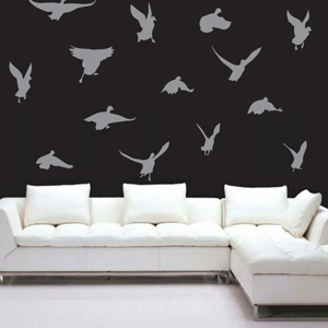 B2506-Decor-animal-bird-sticker-wall