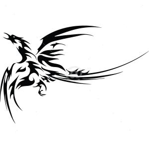 B2514-Decor-animal-bird-sticker-wall