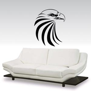 B3036-Decor-animal-Eagle-sticker-wall-free