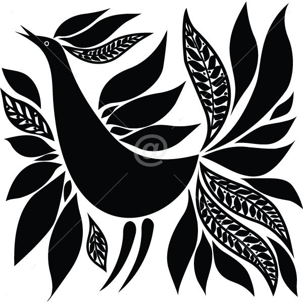 B3055-Decor-animal-canard-sticker-wall-free