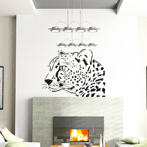 B3056-Decor-animal-tiger-sticker-wall-free