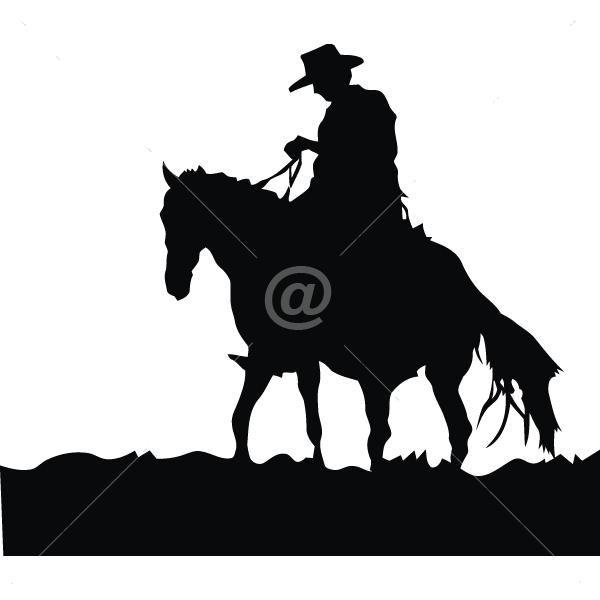 B3058-Decor-animal-Horse-sticker-wall-free