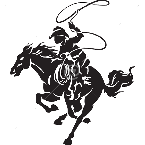 B3061-Decor-Western-Horse-sticker-wall-free