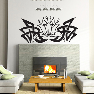 N2403-Decor-flower-sticker-wall