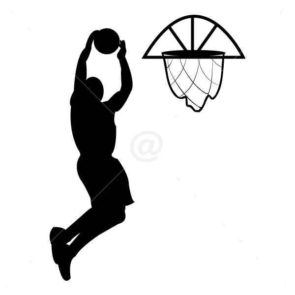 S2001-Basketball-sport-sticker-wall