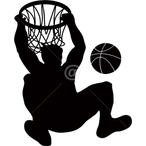 S2007-Basketball-sport-sticker-wall