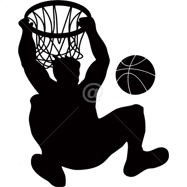 S2007-Basketball-sport-sticker-wall