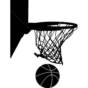 S2008-Basketball-sport-sticker-wall