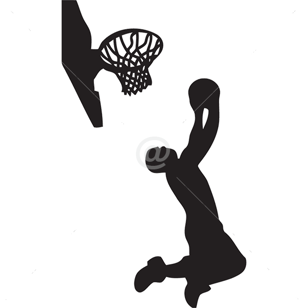 S2009-Basketball-sport-sticker-wall