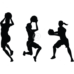 S2012-Basketball-sport-sticker-wall