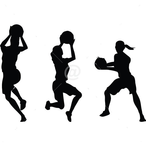 S2012-Basketball-sport-sticker-wall