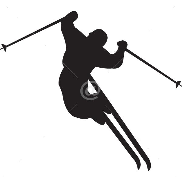 S2150-ski-sport-sticker-wall