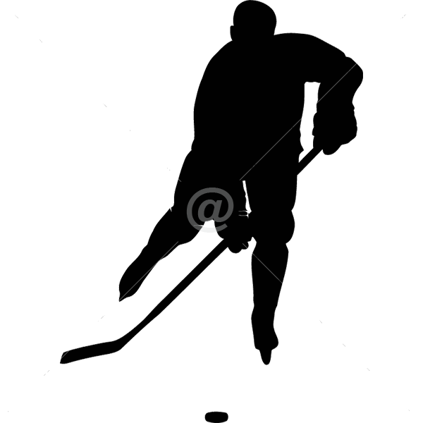 S2308-Hockey-sport-sticker-wall