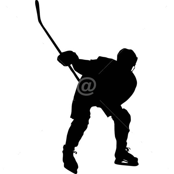 S2310-Hockey-sport-sticker-wall