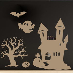 V4012-Hockey-sport-sticker-wall-halloween