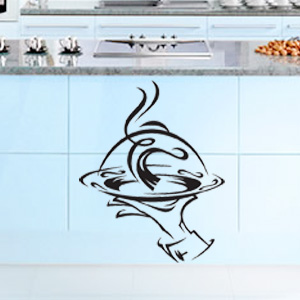 V4030-Chef-kitchen-stickers-food-lavage-shopping