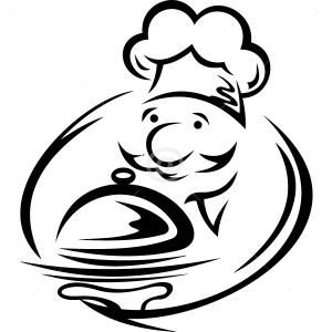 V4031-Cuisine-Chef-kitchen-cuisine-stickers-food