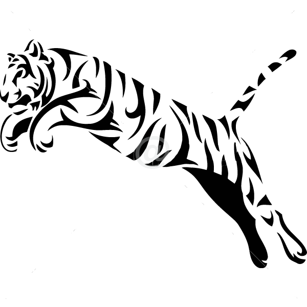 V4074--Animal-Tiger-Design-Decals-Stickers-shopping