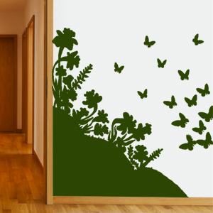 V4077-Design-stickers-Decals-Animal-Tree-Shopping-Bird