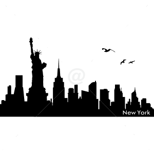 V4153-New-York-City-Building