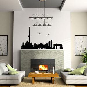 V4155-Berlin-City-Building-Stickers-Wall