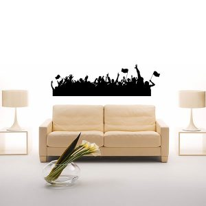 V4170-Disco-People-kids-fun-stickers-Wall-Decals
