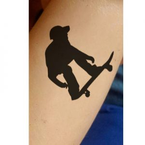 T-16000-Stencil Tattoo Self adhesive Stencils Face Painting Design Decoration Skateboard