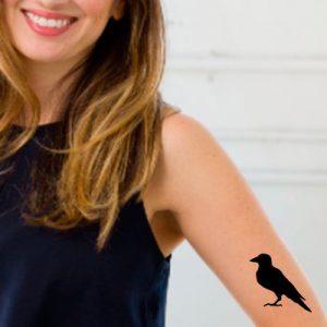 TR-3008 Stencil Tattoo Self adhesive Stencils Face Painting Design Decoration